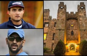 Cricketers, Ghost In England, Shane Watson, MS Dhoni, sourav ganguly