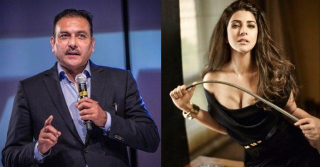 Ravi Shastri, Nimrat Kaur, Bollywood Actresses