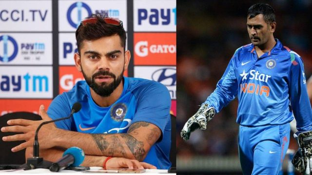 BCCI reveal why MS Dhoni wasn't given an annual contract