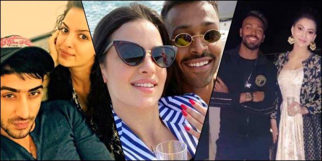 CRICKETHardik Pandya Ex-girlfriend and Natasa Stankovic Ex-boyfriend on Engagement