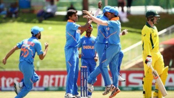 India Vs Australia U19 Cricket World Cup