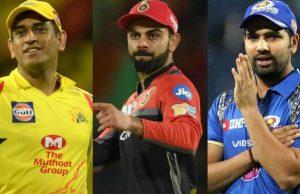 IPL All Star, MS Dhoni, Virat Kohli, Rohit Sharma