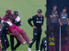 New Zealand players receive praise for carrying Windies star Kirk McKenzie off field