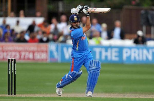 Sachin Tendulkar Batting Picture