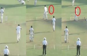 Ravi Yadav becomes the only bowler to take a hat-trick in first over on first-class debut
