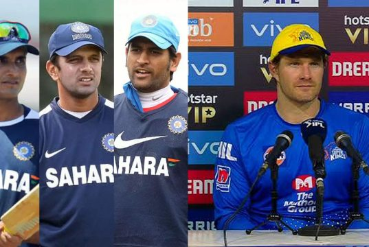 Shane Watson Picks Two Best Captains He Has Played Under
