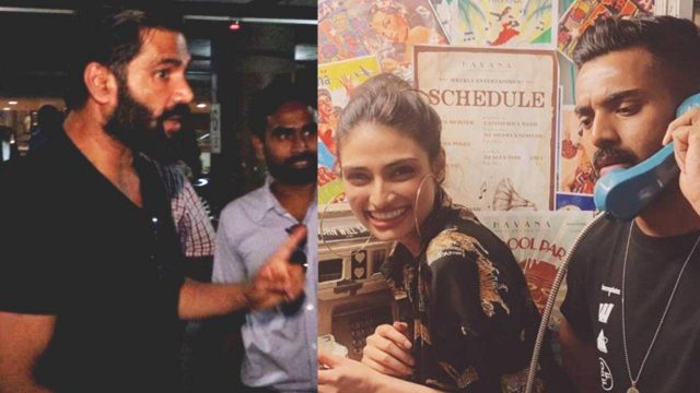 Sunil Shetty Reacts Over Daughter Athiya's Picture With KL Rahul