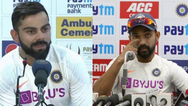 Ajinkya Rahane opposes skipper Virat Kohli's view on 'cautious' batting approach