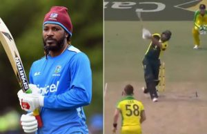 Chris Gayle mocks Yuvraj Singh for his slow knock in Bushfire Bash
