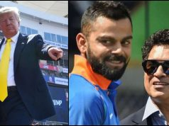 Donald Trump Gives Special Shout Out To Sachin Tendulkar and Virat Kohli