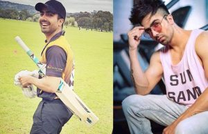 Harrdy Sandhu was forced to shatter down his dream of playing cricket for India