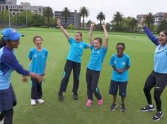 Jemimah Rodrigues Teaches Bollywood Dance Step To Youngsters In Australia