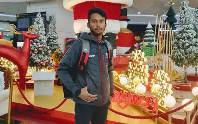 Kamal Kaniyal slams ton on Ranji debut