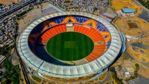 Motera Stadium - The worlds largest cricket stadium