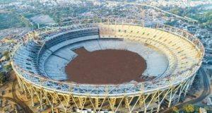 Motera Stadium in Ahmedabad