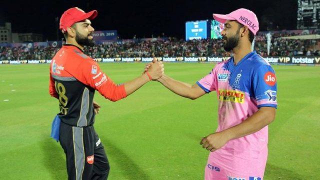 Rajasthan Royals slams Royal Challengers Bangalore on social media for using wrong logo