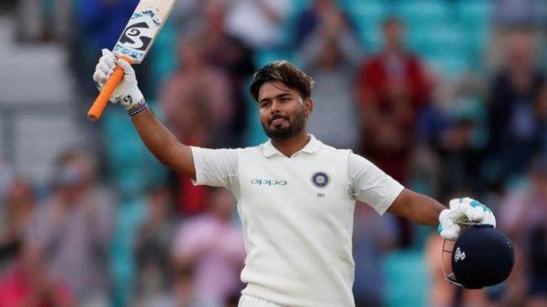 Rishabh Pant Batting in test