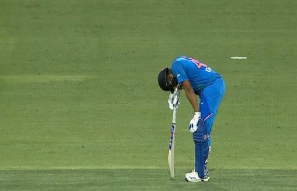 Rohit Sharma Ruled Out Of New Zealand Tour