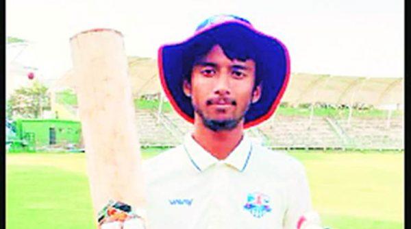 Three years after recovering from cancer aged 16 Kamal Kaniyal slams ton on Ranji debut