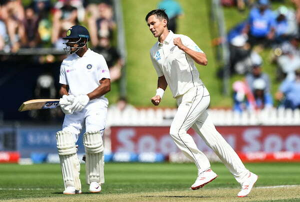 Trent Boult Knocks Out Cheteshwar Pujara With A Beauty