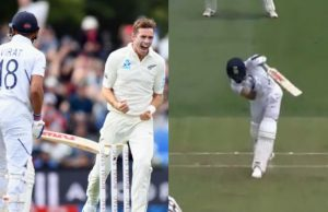 Virat Kohli wastes review after getting out cheaply in Christchurch Test
