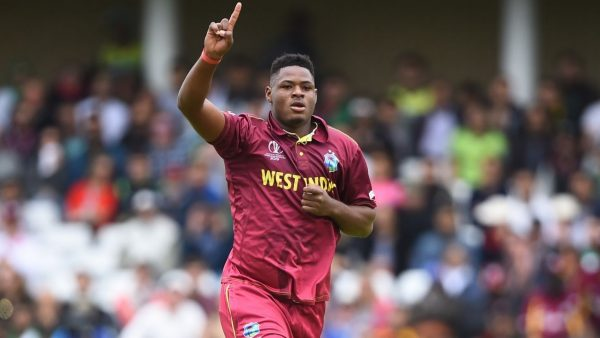 West Indies fast bowler Oshane Thomas injured in car crash in Jamaica