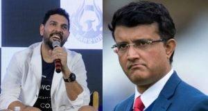Yuvraj Singh trolls Sourav Ganguly on Instagram