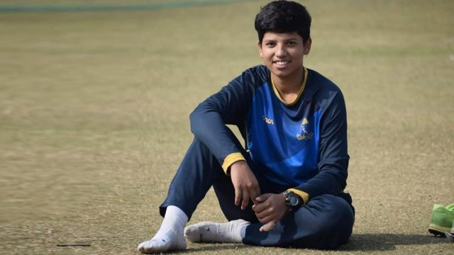 16-year-old India cricketer Richa Ghosh donates Rs 1 lakh in the battle against coronavirus