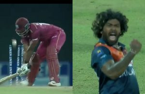 Andre Russell Clean Bowled By Lasith Malinga's Yorker Delivery