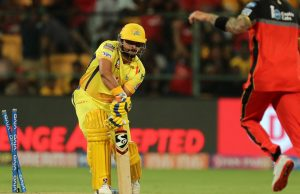 Dale Steyn Bowled Suresh Raina With A Fiery Yorker In IPL 2019