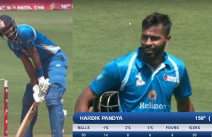 Hardik Pandya 158 Off 55 Balls In DY Patil T20 Cup 2020