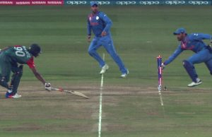 ICC shares the video of MS Dhoni's brilliance against Bangladesh in 2016 T20 World Cup