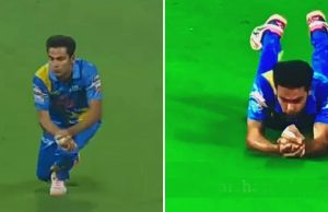 Mohammad Kaif Stunning Catch In Road Safety World Series 2020