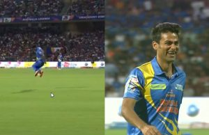 Mohammed Kaif's Funny Fielding Skills in Road Safety World Series