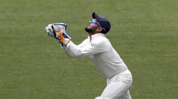 Rishabh Pant Takes A Stunning Diving Catch To Dismiss Kyle Jamieson