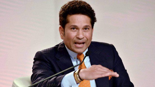 Sachin Tendulkar donates ₹50 lakh to fight COVID-19