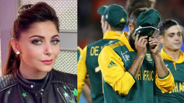 South African team stayed in the same hotel in Lucknow as Kanika Kapoor