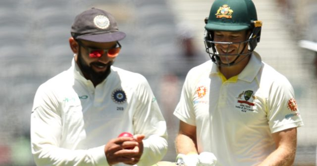 Tim Paine Shared His Mother's Advice That Helped Him To Dismiss Virat Kohli