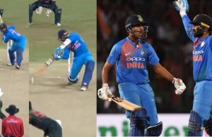 When Dinesh Karthik's blitz handed India the Nidahas Trophy
