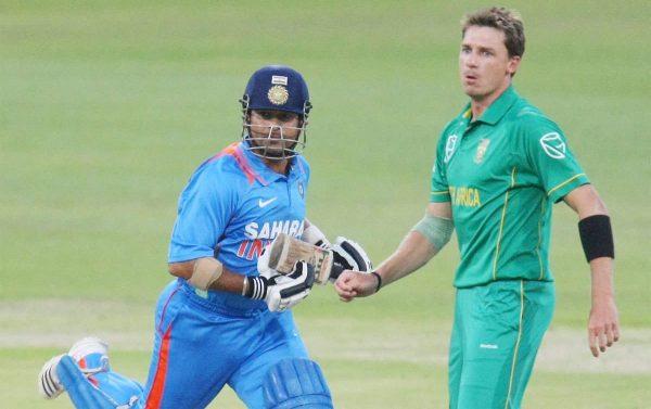 Dale Steyn picks the five best batsmen he has played against
