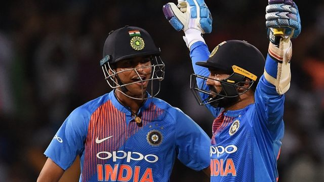 Dinesh Karthik Reveals How He Pulled Off In Nidhas Trophy Final