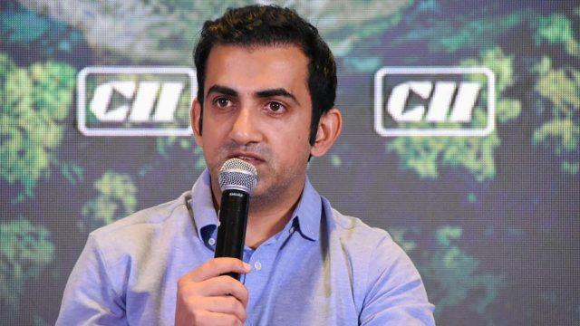 Gautam Gambhir Names MS Dhoni's Appropriate Replacement
