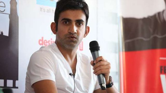 Gautam Gambhir Names The Best Captain He Played Under