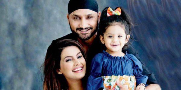 Harbhajan Singh and Geeta Basra to feed 5000 under-privileged families during lockdown