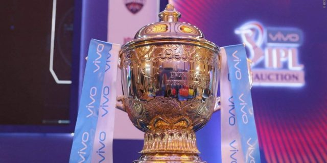 IPL 2020 Not To Begin On April 15