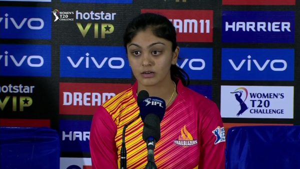India Women Team's Star Harleen Deol Names Her Favourite Cricketer