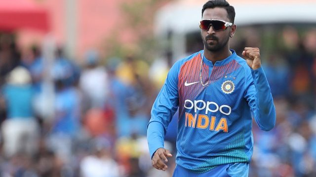 Krunal Pandya Reveals He Left Government Job Offer To Play Cricket