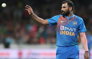 Mohammed Shami rescues migrant worker who fainted near his home
