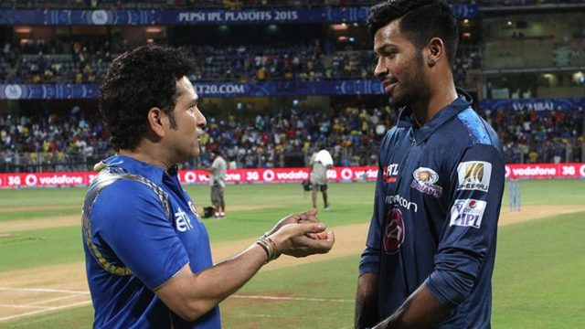 Mumbai Indians Reveal Sachin Tendulkar's Prediction on Hardik Pandya