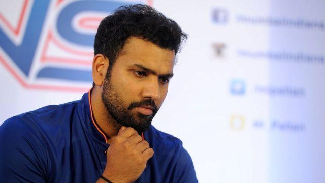Rohit Sharma Reveals The Name Of His Cricket Crush
